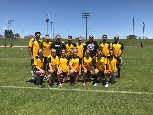Soccer in the Pines 2018 Team
